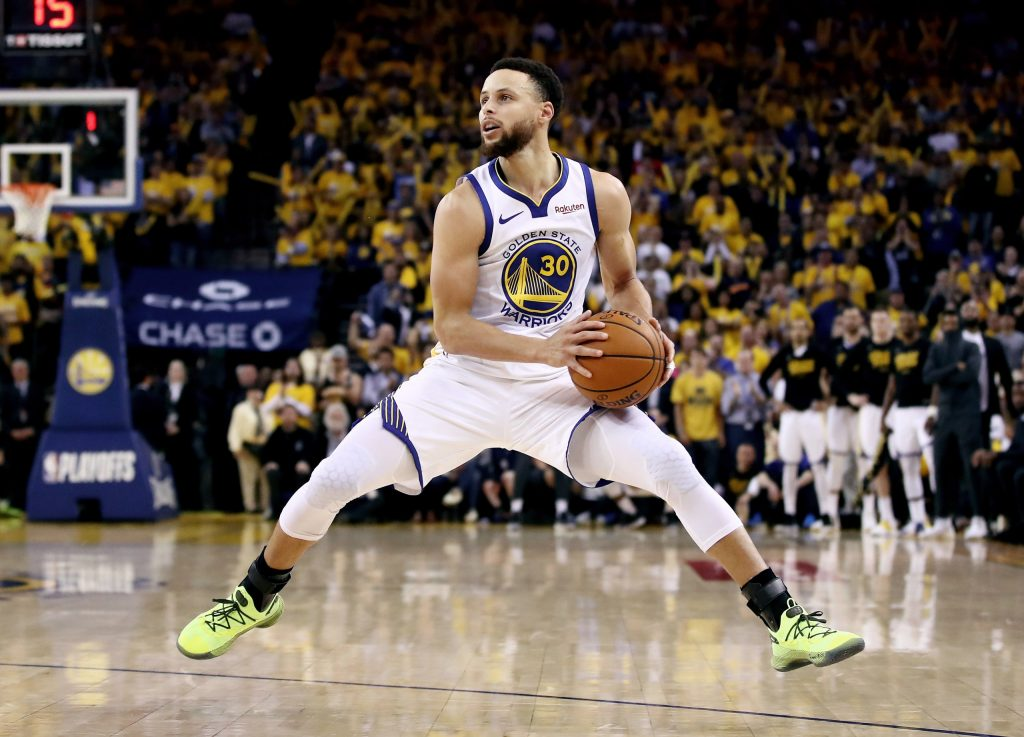 Stephen Curry Le Génie du Basket